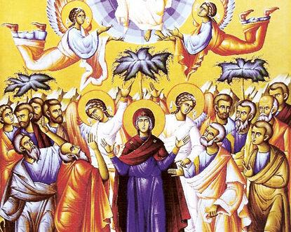 Жизнь под знаком вечности: Прошло сорок дней после Воскресения Христа